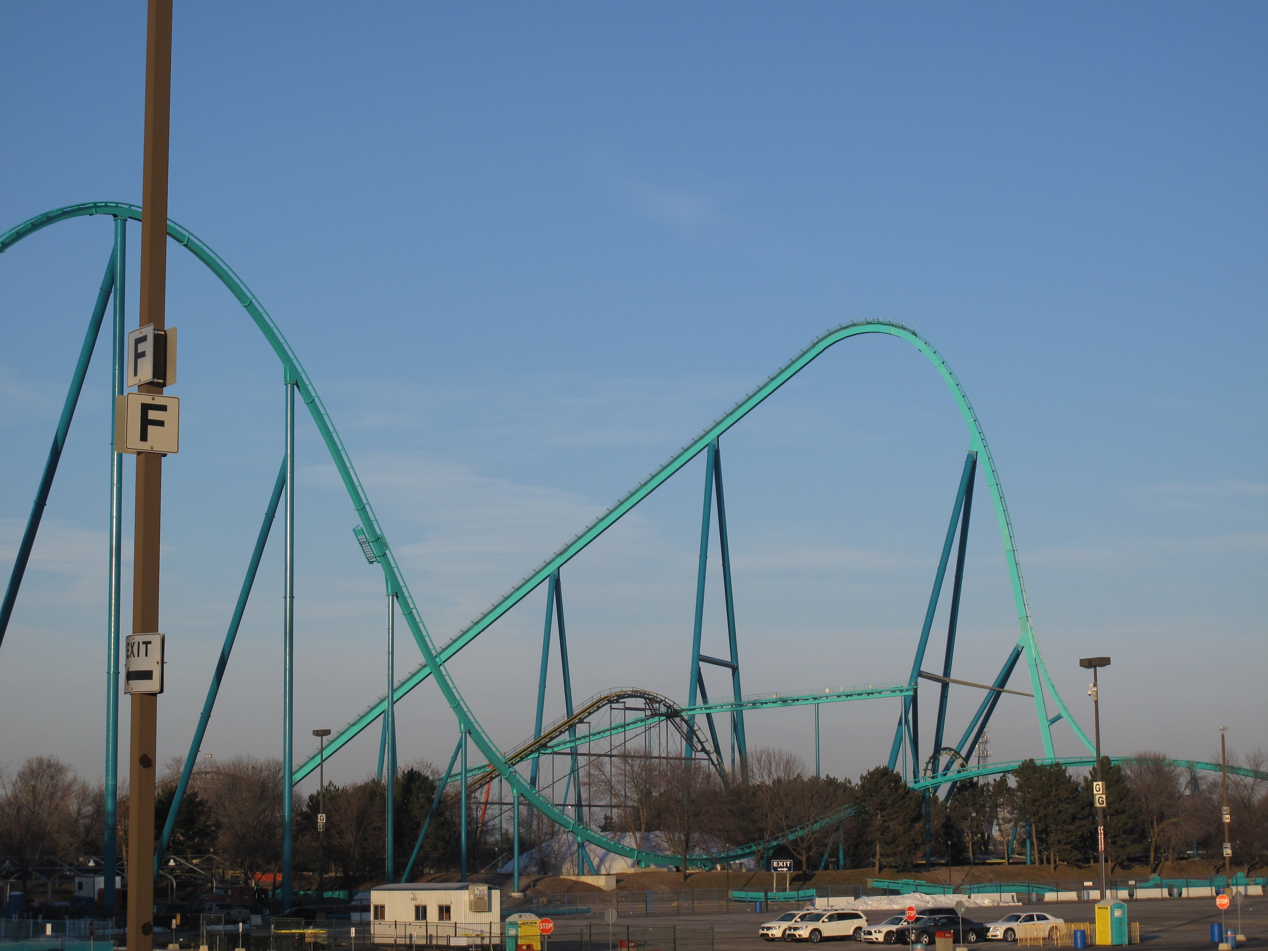 Leviathan: Monstrous Construction | CraveCoasters