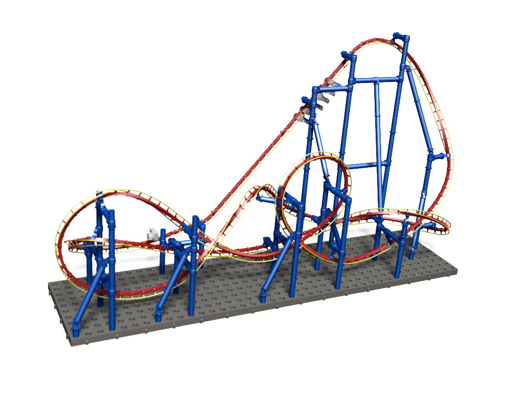 Rollercoaster Toys 50